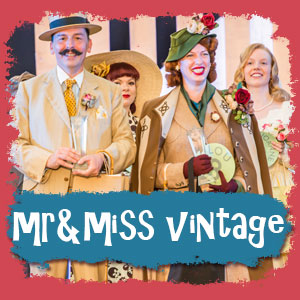 The Mr & Miss Vintage UK competition
