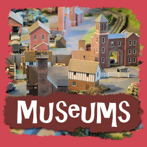 Information about Twinwood's many museums