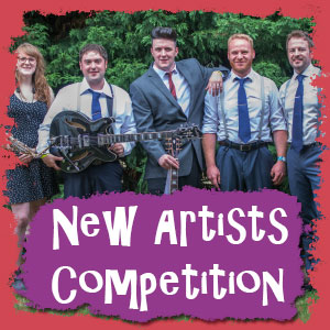 Twinwood's New Artist of the Year competition