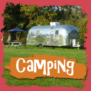 Information on camping and accommodation