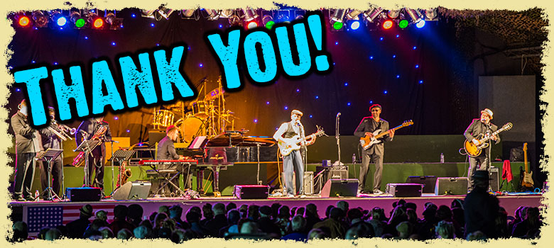 Thank you - Twinwood Vintage Music & Dance Festival