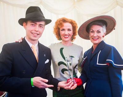 Winners of Mr & Miss Vintage UK 2018 | Twinwood Festival Vintage Style Competition