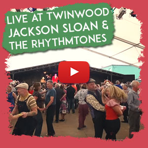 Live at Twinwood - Jackson Sloan and the Rhythmtones